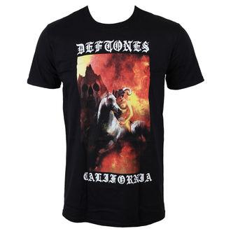 Majica muška Deftones - California - Crno - LIVE NATION, LIVE NATION, Deftones