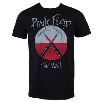 Majica muška Pink Floyd - The Wall Logo - Crno - LIVE NATION, LIVE NATION, Pink Floyd