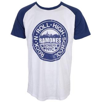 Majica metal muška Ramones - Bowery Nyc - ROCK OFF, ROCK OFF, Ramones