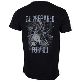 Majica muška Slipknot - Skull Group - ROCK OFF, ROCK OFF, Slipknot