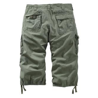 kratke hlače 3/4 muške SURPLUS - TROOPER LEGEND - OLIV GEWAS, SURPLUS