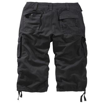 kratke hlače 3/4 muške SURPLUS - TROOPER LEGEND - BLACK GEWAS, SURPLUS
