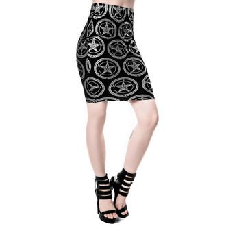 suknja ženska KILLSTAR - Baphomet