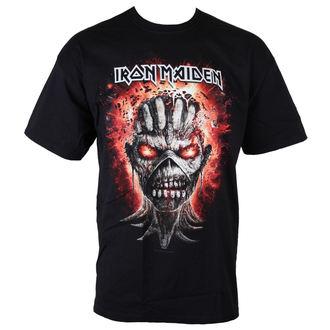 Majica muška Iron Maiden - Eddie - Exploding Head - Crno - ROCK OFF, ROCK OFF, Iron Maiden