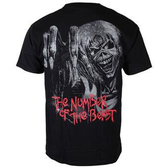 Majica muška Iron Maiden - NOTB Jumbo - Crno - ROCK OFF, ROCK OFF, Iron Maiden