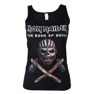 Potkošulja ženska Iron Maiden - Axe - Crno - ROCK OFF, ROCK OFF, Iron Maiden