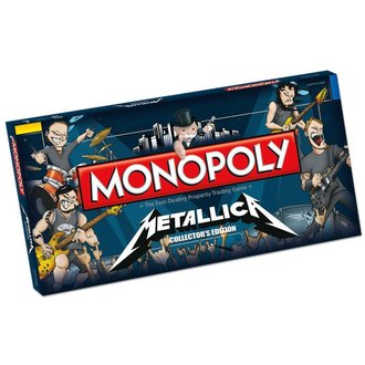 igra Metallica - Rock Band Monopoly, NNM, Metallica