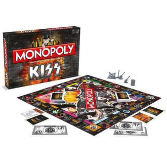 igra KISS - Rock Band Monopoly, Kiss