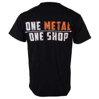Majica muška Metalshop - Crno, METALSHOP