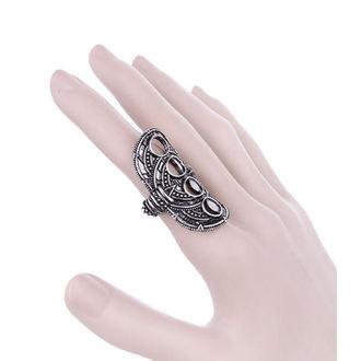 prsten Restyle - Hollow Mjesec Srebro