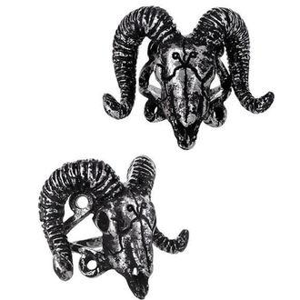 prsten Restyle - Ram Skull Srebro, RESTYLE