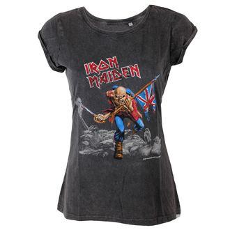 Majica ženska Iron Maiden - Policajac - ROCK OFF, ROCK OFF, Iron Maiden