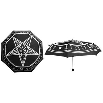 Umbrella CRNA CRAFT - Pentagram Umbrella, BLACK CRAFT
