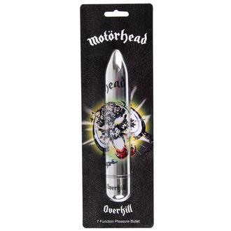vibrator Motörhead - Overkill 7 - PLASTIC HEAD, PLASTIC HEAD, Motörhead
