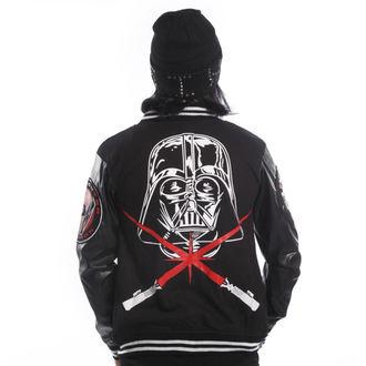 Majica muška DISNEY - STAR WARS - Vader Varcity - Crno, DISNEY