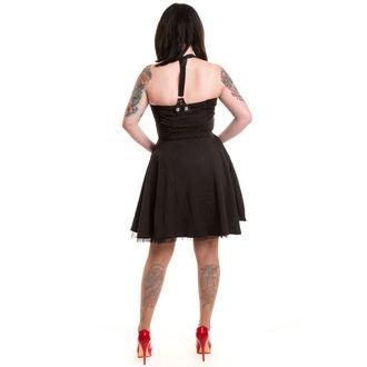Haljina ženska ROCKABELLA - Lilith - Crno, ROCKABELLA