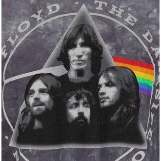 Majica muška Pink Floyd - Mrak Strana Skupina Tie-Dye - LIQUID PLAVA, LIQUID BLUE, Pink Floyd