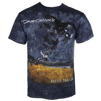 Majica muška Pink Floyd - Zvečka koji Zaključati - LIQUID PLAVA, LIQUID BLUE, Pink Floyd