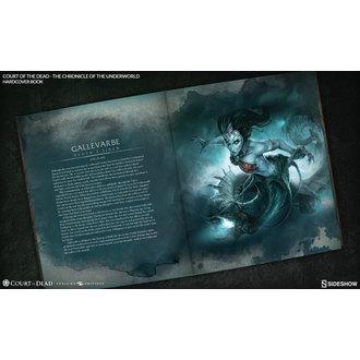 knjiga Sud od the Mrtav Knjiga The Kronika od the Underworld