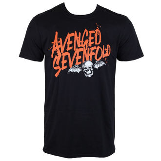 Majica muška Avenged Sevenfold - LOGO - ROCK OFF, ROCK OFF, Avenged Sevenfold
