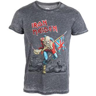 Majica muška Iron Maiden - Policajac - ROCK OFF, ROCK OFF, Iron Maiden