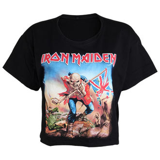 Majica ženska (vrh) Iron Maiden - Policajac - ROCK OFF, ROCK OFF, Iron Maiden