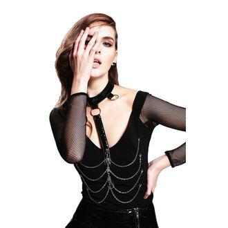 Majica ženska dugi rukav DEVIL FASHION - Gotika Zetta, DEVIL FASHION