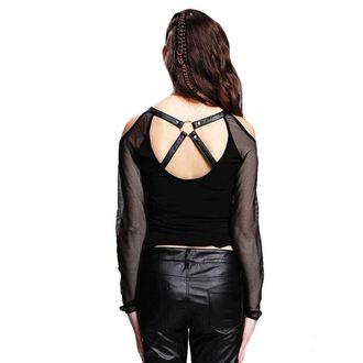 Majica ženska dugi rukav DEVIL FASHION - Gotika Feniks, DEVIL FASHION