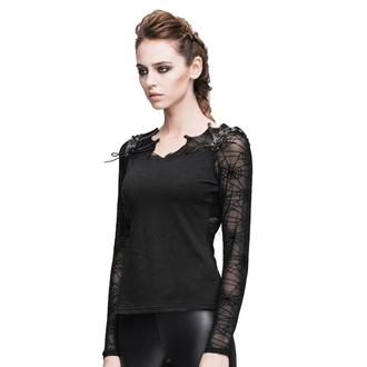 Majica ženska dugi rukav DEVIL FASHION - Gotika Dusk, DEVIL FASHION