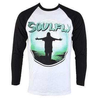 Majica muška dugi rukav Soulfly - Jedan Bejzbol - NUCLEAR BLAST, NUCLEAR BLAST, Soulfly