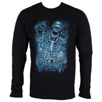 Majica muška dugi rukav Avenged Sevenfold - Okovan Kostur - ROCK OFF, ROCK OFF, Avenged Sevenfold