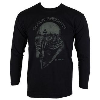 Majica muška dugi rukav Black Sabbath - Sjedinjene Države Tura 78 Avengers - ROCK OFF, ROCK OFF, Black Sabbath
