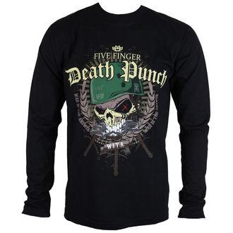 Majica muška dugi rukav Pet Prst Smrt Bušiti - Warhead - ROCK OFF, ROCK OFF, Five Finger Death Punch