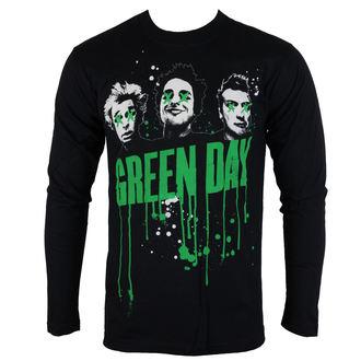 Majica muška dugi rukav Green Day - Kaplje - ROCK OFF, ROCK OFF, Green Day