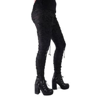 Hlače ženske (tajice) Devil Fashion - Gotika Radella, DEVIL FASHION
