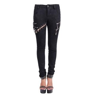 hlače žensko Devil Fashion - Gotika Salem, DEVIL FASHION