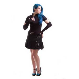 Majica ženska dugi rukav Milisha - Sigurnosni Pin, MILISHA