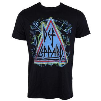 Majica muška DEF Leppard - HISTERIJA - LIVE NATION, LIVE NATION, Def Leppard