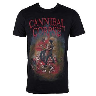 Majica muška Cannibal Corpse - Motorna pila - PLASTIC HEAD, PLASTIC HEAD, Cannibal Corpse