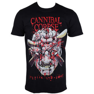 Majica muška Cannibal Corpse - Led Brati Lobotomija - PLASTIC HEAD, PLASTIC HEAD, Cannibal Corpse