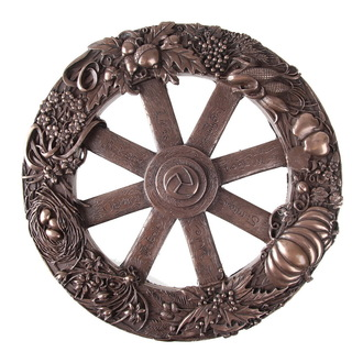 Zidni Ukras Wheel of The Year - NENOW, Nemesis now