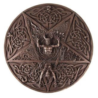 Zidni Ukras Horned God and Goddess Elemental - NENOW, Nemesis now