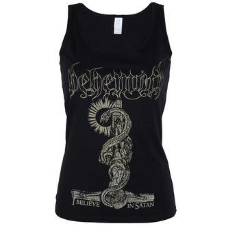 Majica bez rukava ženska ogromna životinja - Ja Vjerujem - PLASTIC HEAD, PLASTIC HEAD, Behemoth