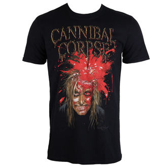 Majica muška Cannibal Corpse - UTJECAJ prskanje - PLASTIC HEAD, PLASTIC HEAD, Cannibal Corpse
