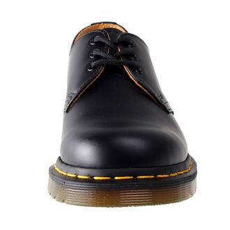 Čizme Dr. Martens - 3 pinhole - Crno Glatka, Dr. Martens