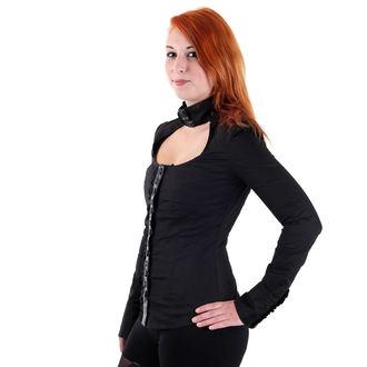 košulja žene VOODOO VIXEN - Crno, JAWBREAKER