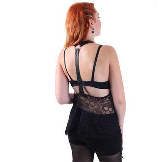 Majica bez rukava ženska VOODOO VIXEN - Crno, JAWBREAKER