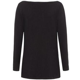 Džemper ženski VOODOO VIXEN - Blk Lubanje