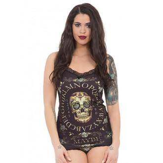 Majica bez rukava ženska JAWBREAKER - Crno, JAWBREAKER