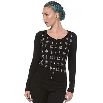 Džemper ženski JAWBREAKER - Crno, JAWBREAKER